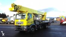 ciężarówka zwyżka przegubowa teleskopowa używana