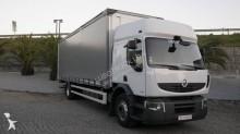 грузовик шторный Renault