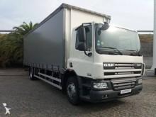 грузовик шторный DAF
