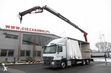 Mercedes Actros 2536 L truck