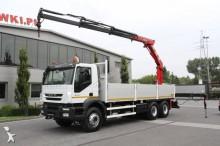 Iveco Trakker 330 truck