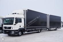vrachtwagen MAN TGL / 12.250 / E 6 / ZESTAW PRZEJAZDOWY 120 M3