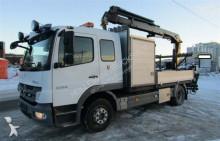 vrachtwagen onbekend MERCEDES-BENZ - ATEGO 1324 - SOON EXPECTED