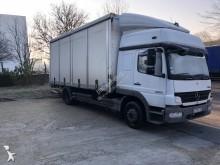 vrachtwagen bakwagen rigide vouwwand Mercedes
