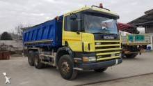 camion ribaltabile Scania