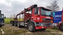 camion trasporto tronchi DAF