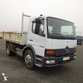 Mercedes tipper truck