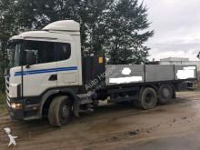 camion Scania 124 400 KM 6+6