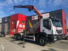 used hook lift truck