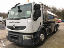 camion citerne alimentaire Renault