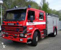 Scania LKW Feuerwehr