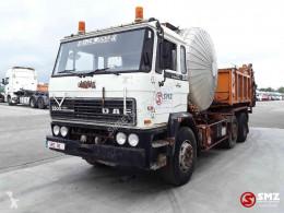 obras públicas rodoviárias DAF 2500