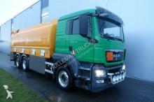 MAN tanker truck