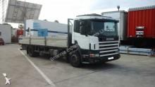 Scania dropside truck