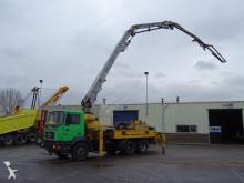 vrachtwagen beton mixer + pomp MAN
