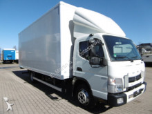 camion fourgon Fuso