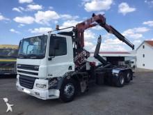 vrachtwagen portaalwagen DAF