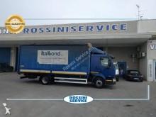 vrachtwagen met huifzeil Renault
