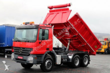 Mercedes ACTROS 2632 / 6X4 / 2 SIDED TIPPER / BORTMATIC / truck