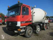 camion Mercedes Actros 3235 8x4 L&T 9m3 Steel suspension