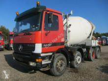 camion Mercedes Actros 3235 8x4 L&T 9m3 Steel suspension