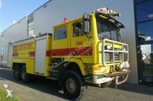 vrachtwagen brandweer Volvo