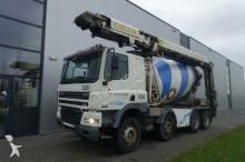 vrachtwagen beton molen / Mixer DAF