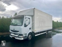 Renault moving box truck
