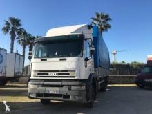 vrachtwagen Schuifzeilen Iveco
