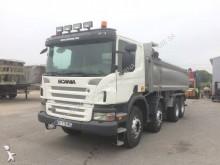 vrachtwagen bouwkipper Scania