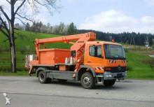 camion Mercedes Atego 1017 4x4 RUTHMANN 19 METRÓW PODNOŚNIK podest zwyżka 265 kg