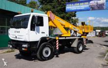 camion Star MAN 4x4 PODNOŚNIK BUMAR PMT 180 WYCIĄGARKA
