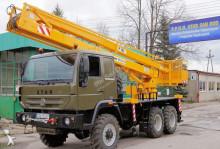 camion Star 266 MAN PODNOŚNIK podest P 183 / 184 H 6x6 zwyżka dla ENERGETYKI