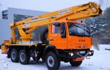 camion Star 266 M 6x6 MAN PODNOŚNIK KOSZOWY PMO 210 P-184H