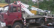 camion Star 244 4x4 Podnośnik teleskopowy PMT 180 BUMAR