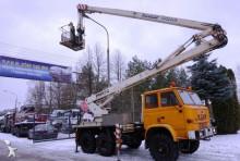 camion Star 266 6x6 PM 0212 PODNOŚNIK KOSZOWY PMO 212 PODEST