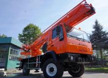 camion Star 944 MAN 4x4 PODNOŚNIK podest PMO 184 H zwyżka dla ENERGETYKI