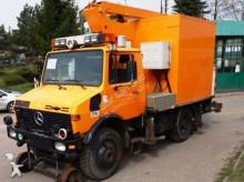 camião Unimog U 1200 T DWUDROGOWY WUMAG WG 120 PODEST DWUDROŻNY Tramwaje Kolej ZWEIWEGE