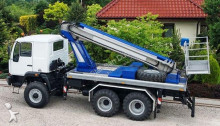 camion Star 266 MAN 6x6 MULTITEL 20 PODNOŚNIK 20 METRÓW PODEST