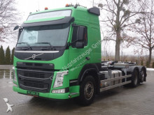 Volvo FM 460 6x2 EURO6 Abrollkipper HYVA 20T truck