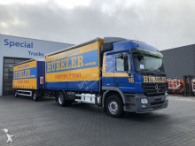camion remorque savoyarde Mercedes
