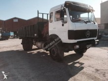 camión volquete OP Mercedes