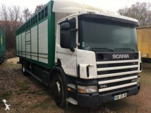 Scania poultry truck