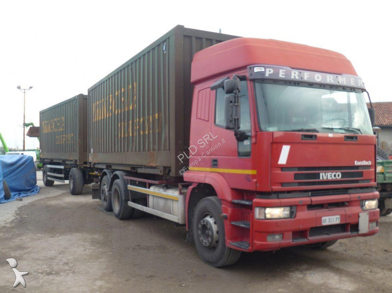 Camion Iveco 240 E42
