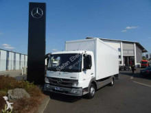 camion Mercedes Atego 816 L 4x2 Thermo-Koffer+LBW Klima 1. Hand