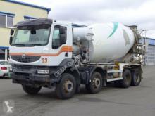 camion Renault Kerax 370.32 (8x4) *Liebherr Aufbau*Klima*
