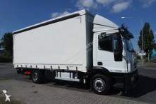 5 Camión lona corredera (tautliner) Iveco Eurocargo 120E28 2014 465 000 km12t -