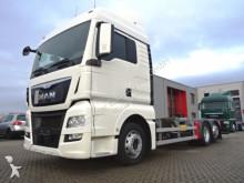 camião MAN TGX 26.400/Standklima/ Euro 6 / Liftachse