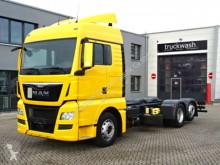 camión MAN TGX 26.400/Euro 6 / Liftachse