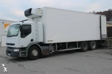 used multi temperature refrigerated truck